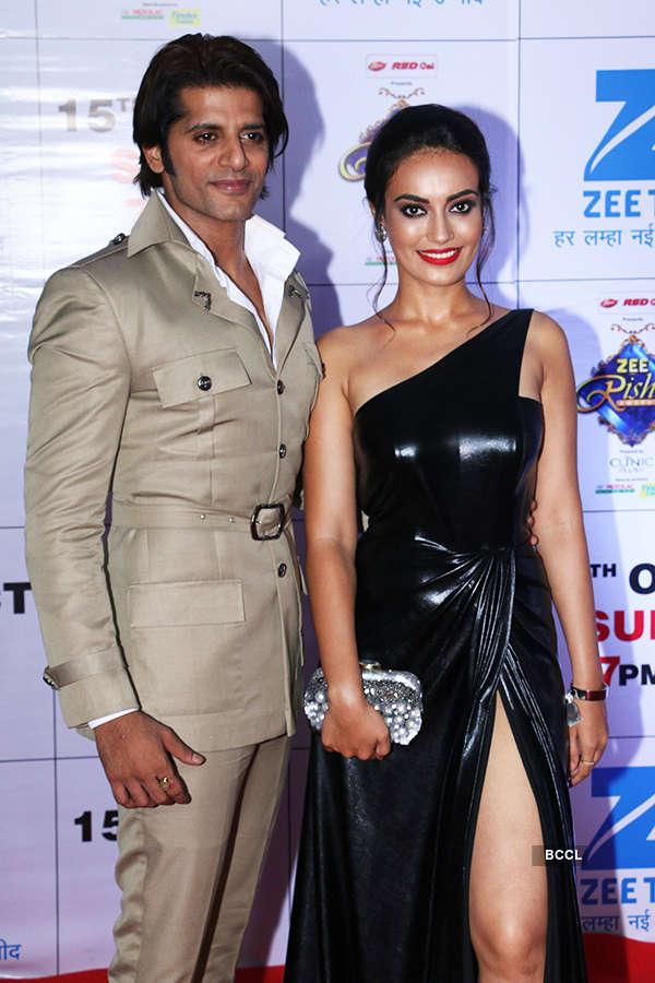 Celebs shine at Zee Rishtey Awards 2017