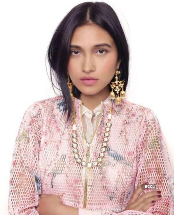 Aradhana Buragohain's stunning jewellery shoot