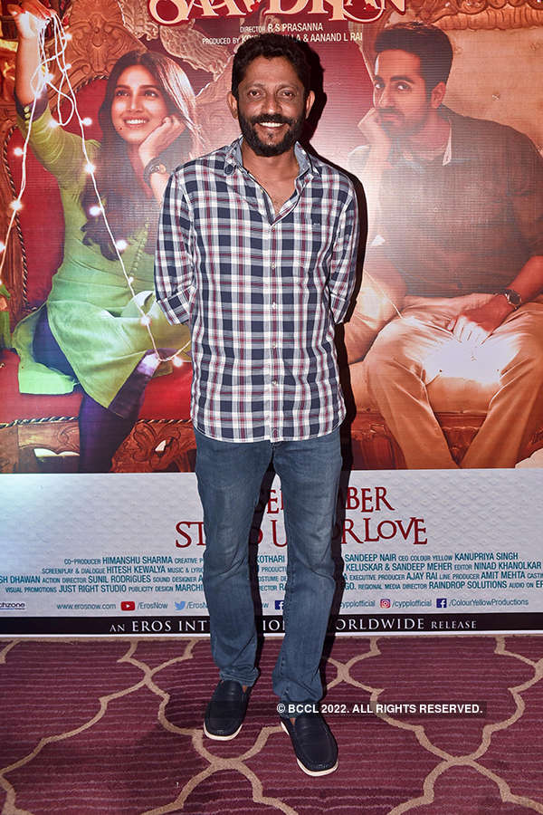 Shubh Mangal Saavdhan: Success Party
