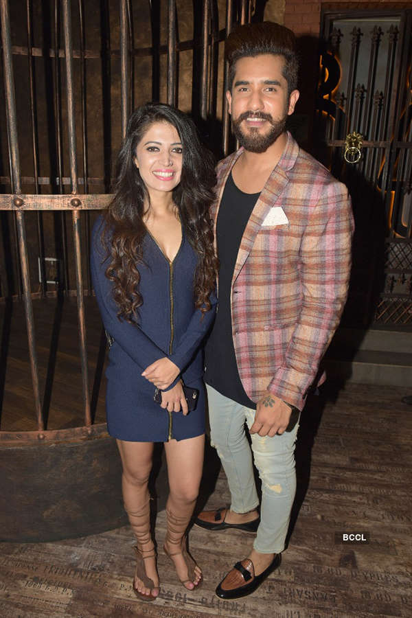 Beparwaahiyaan: Launch party
