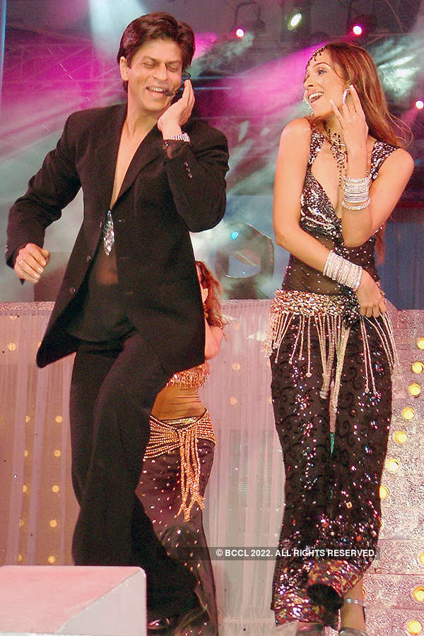 Shah Rukh Khan and Malaika Arora Khan