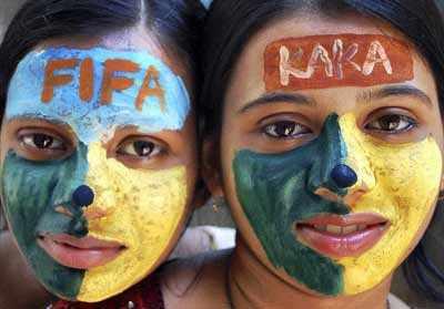 FIFA '10: Crazy fans