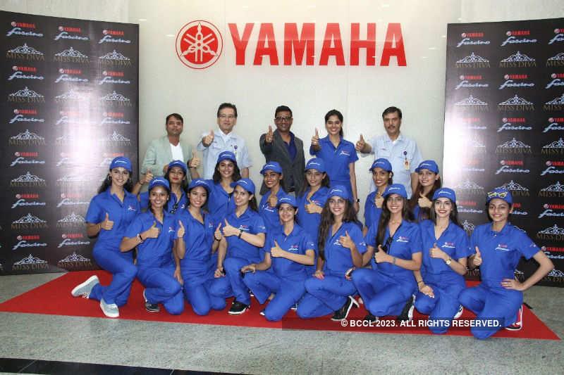 Miss Diva 2017 : Yamaha Factory Visit in Chennai