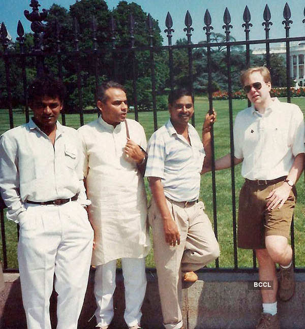 Rare pictures of Modi's foreign visits