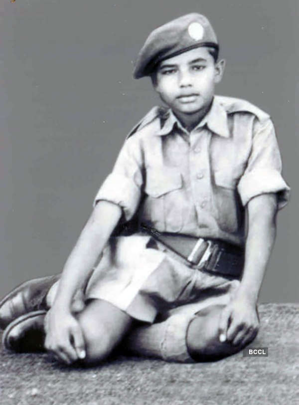 Rare pictures of PM Narendra Modi