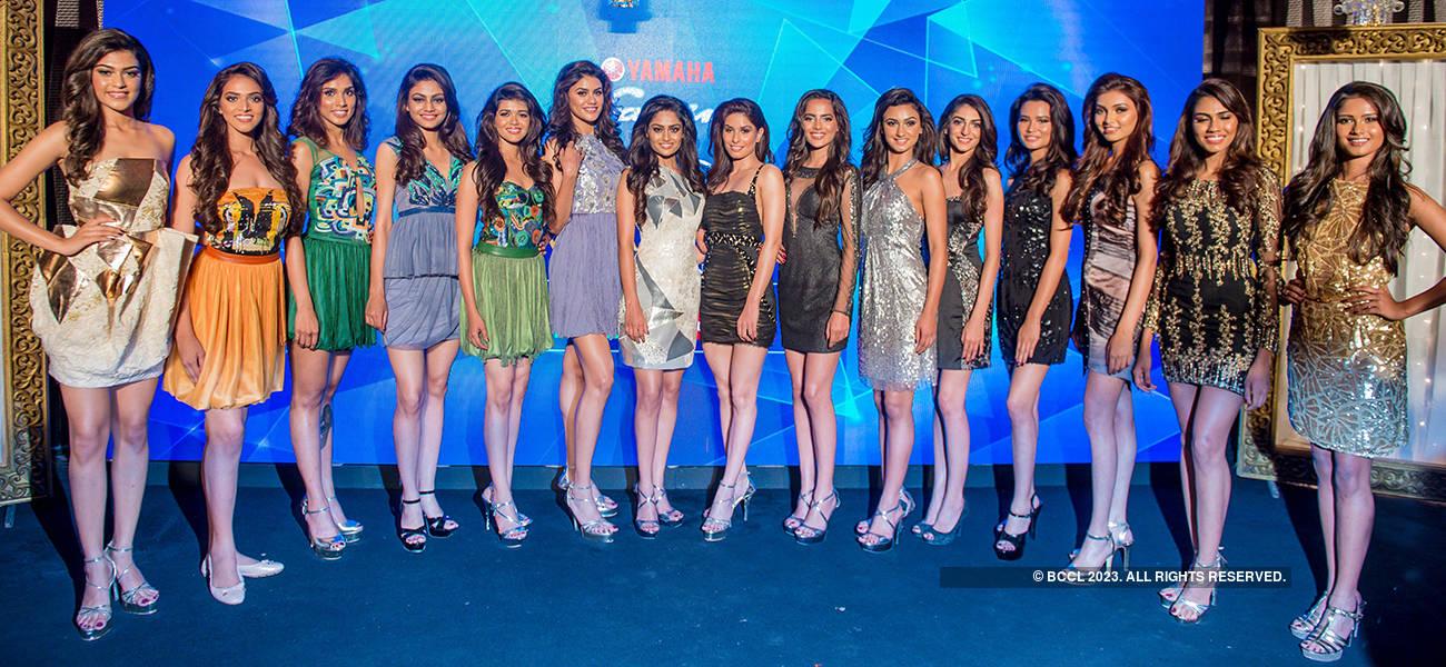 Miss Diva Miss Universe India 2017: Finalists