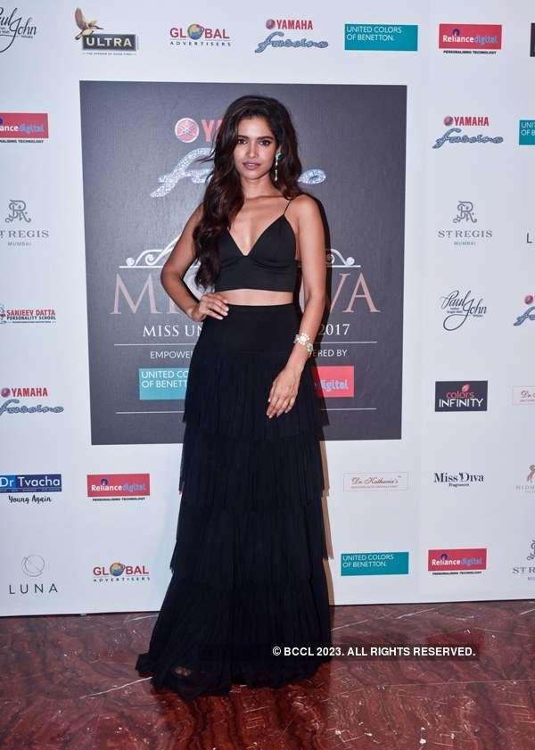 Miss Diva Miss Universe India 2017: Arrivals