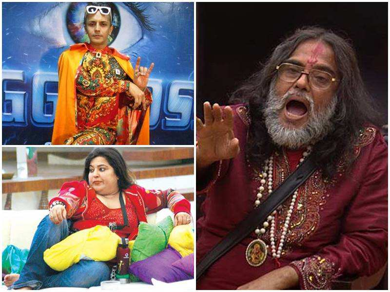 Swami Om, Imam Siddiqui, Dolly Bindra: Most controversial contestants of Bigg Boss