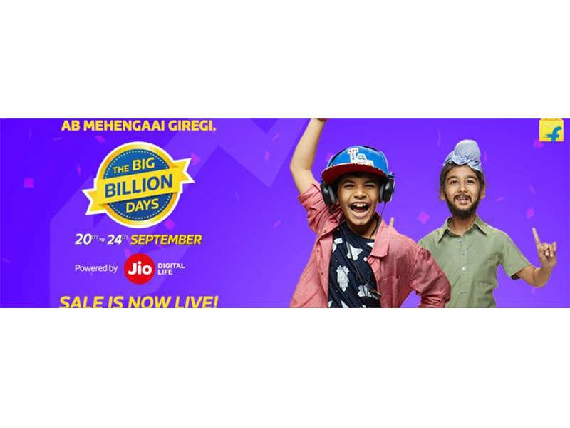 100c4dea4d2 Flipkart Big Billion Day Sale  Hottest offers on TVs and smartwatches