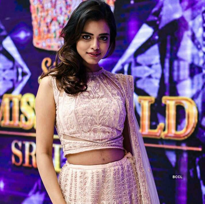 Priyadarshini Chatterjee's epic Miss World reunion