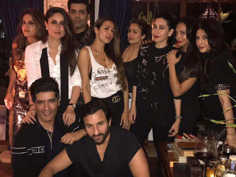 Saif Ali Khan celebrates wife Kareena Kapoor Khan's ... Saif Ali Khan Wife List