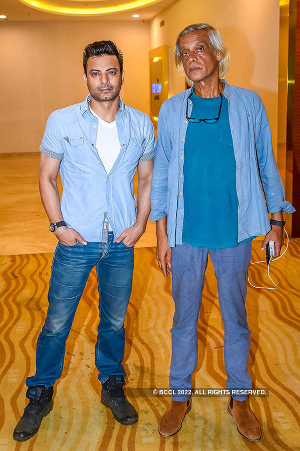Rahul Bhat and Sudhir Mishra