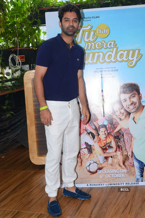Tu Hai Mera Sunday: Promotions