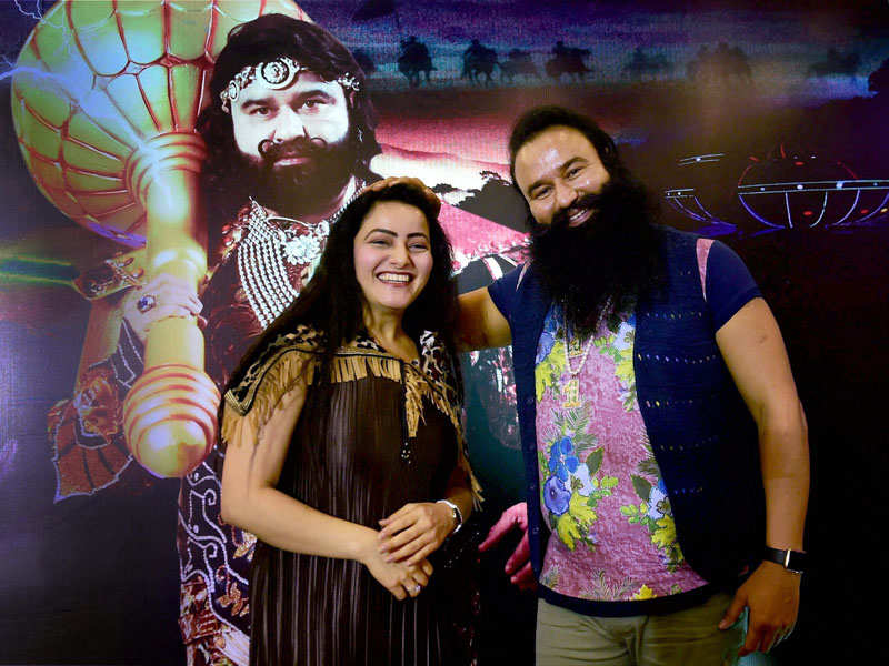 honeypreet insan: Ram Rahim used to organise 'Bigg Boss-like
