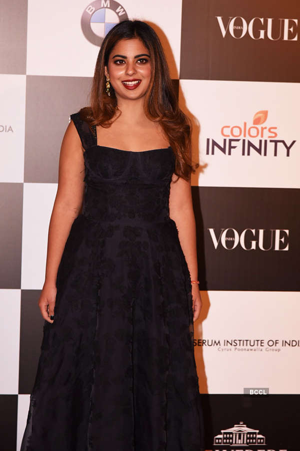 Celebs galore at Vogue India's Women of The Year awards 2017