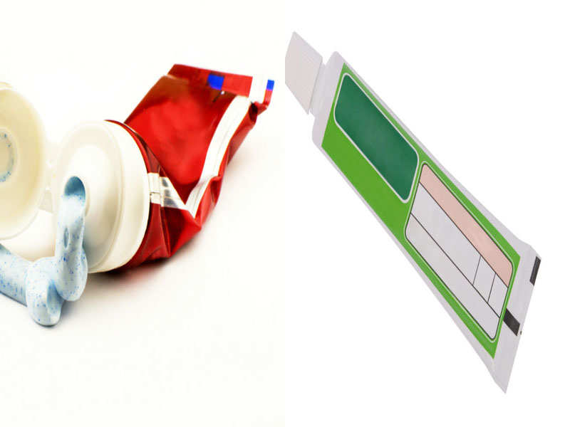 Why you must check the colour mark on toothpaste tube | The Times of ...