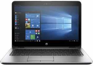 HP Elitebook 745 G4 (1FX53UT)  Laptop (AMD Quad Core PRO A12/8 GB/256 GB SSD/Windows 7)
