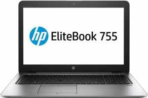 HP Elitebook 755 G4 (1FY99UT)  Laptop (AMD Quad Core Pro A10/8 GB/256 GB SSD/Windows 7)