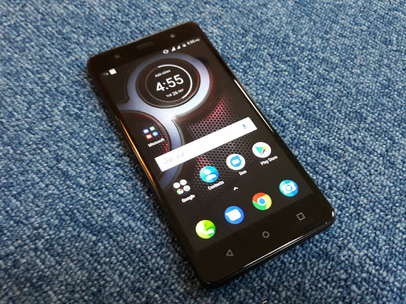 Lenovo K8 Plus Review: A good performer in the budget range | Gadgets Now