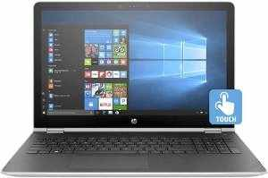 HP Pavilion x360 15-br075nr (1KT67UA) Laptop (Core i3 7th Gen/8 GB/1 TB/Windows 10)