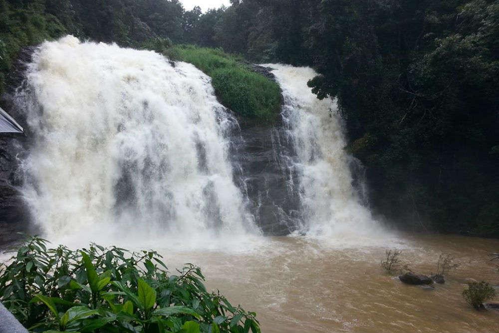 Waterfalls Near Bangalore Top Waterfalls Around Bangalore Times