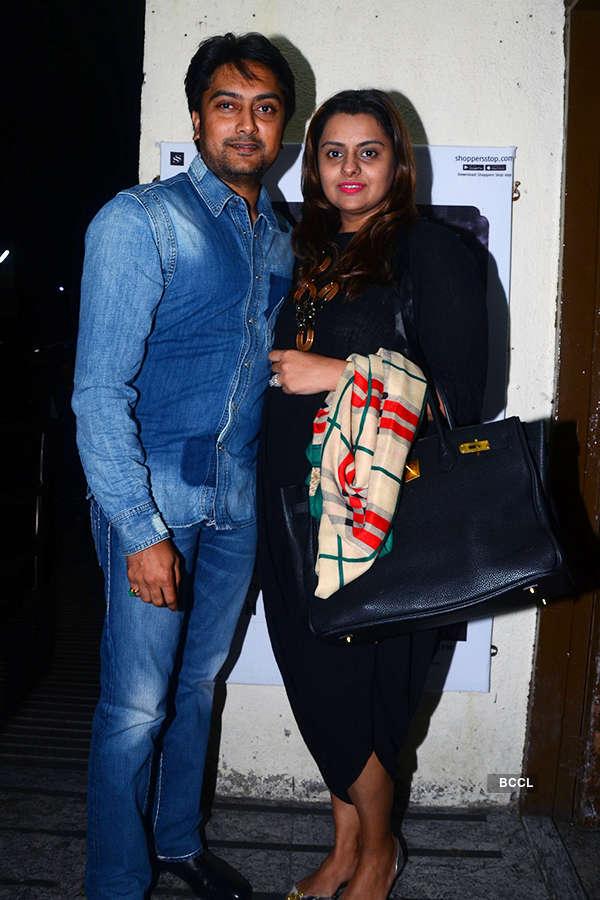 Dheeraj Deshmukh and Deepshikha Deshmukh