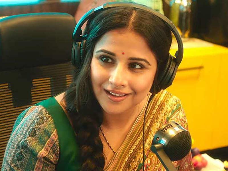 Image result for vidya balan tumhari sulu