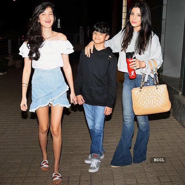 Maheep Kapoor, Shanaya Kapoor, Jahaan Kapoor