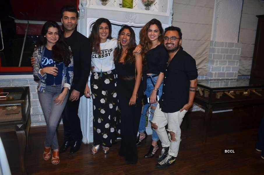 Karan Johar at Tyaani store launch