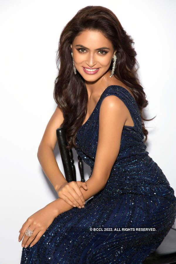 #Throwback: Anukriti Gusain's Official Photoshoot for Miss Grand International 2017