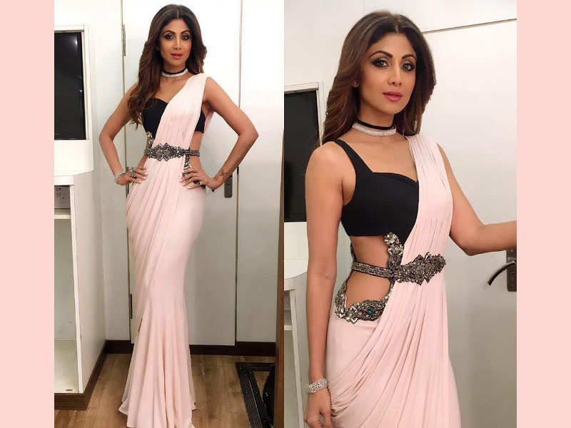 Image result for Shilpa Shetty in Saree Images
