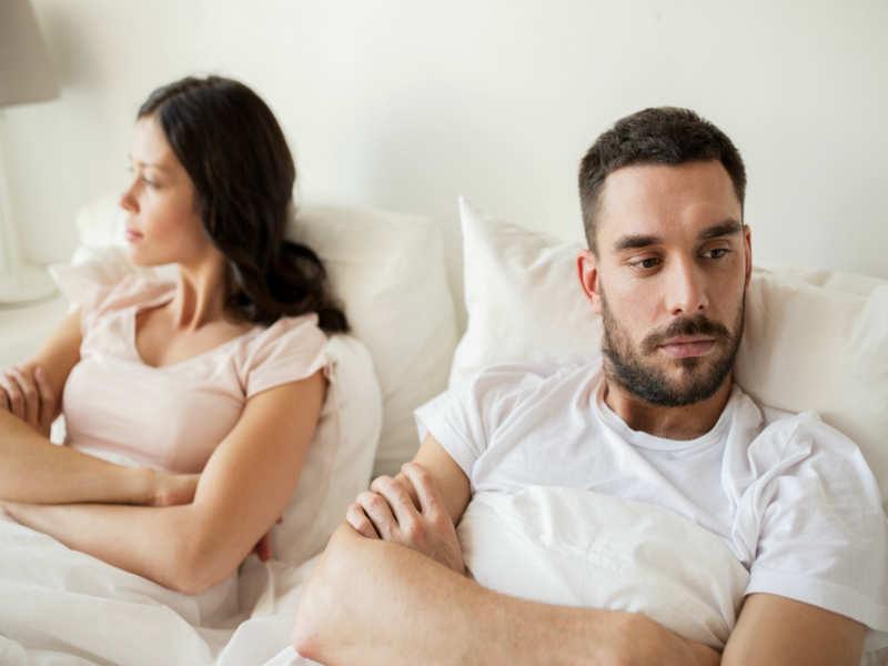 Sex lose interest in person