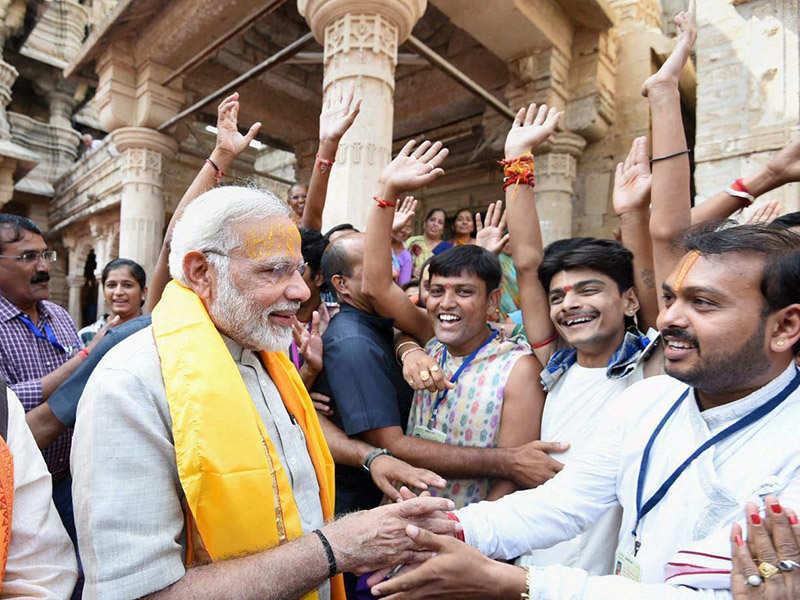 PM Narendra Modi's Gujarat visit