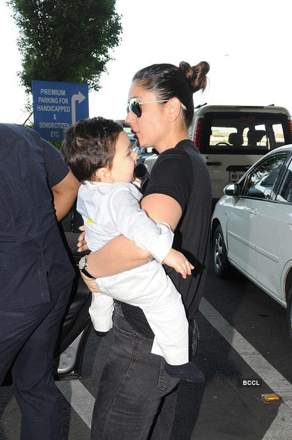 Kareena-Saif's baby boy Taimur
