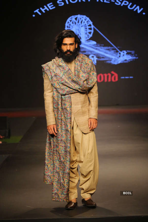 Khadi Wool Collection by Raymond and KVIC