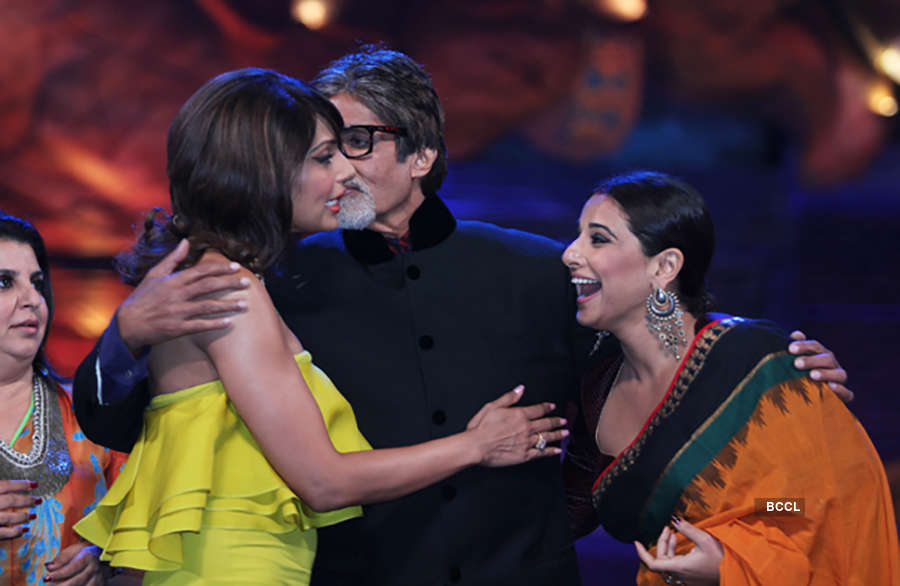 Best captured moments of Amitabh Bachchan as he turns 75