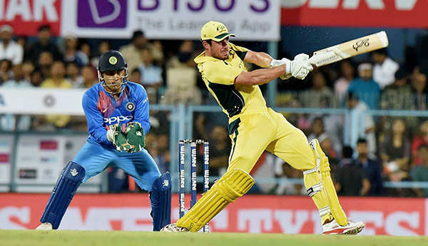 2nd T20I: Australia beat India by 8 wickets