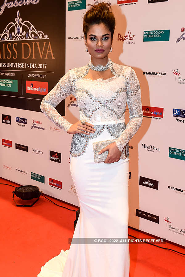 Miss Diva 2017 Finale: Red Carpet
