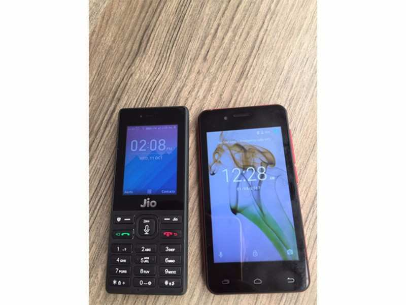 JioPhone Vs Airtel Karbonn A40: How the two compare on specs front