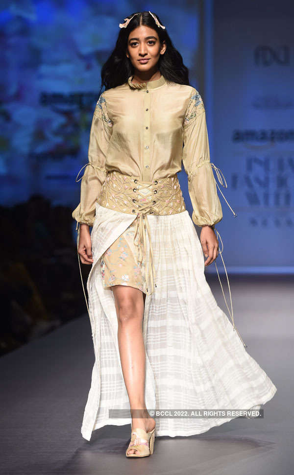 AIFW SS '18: Day 3: Pinnacle Shruti Sancheti
