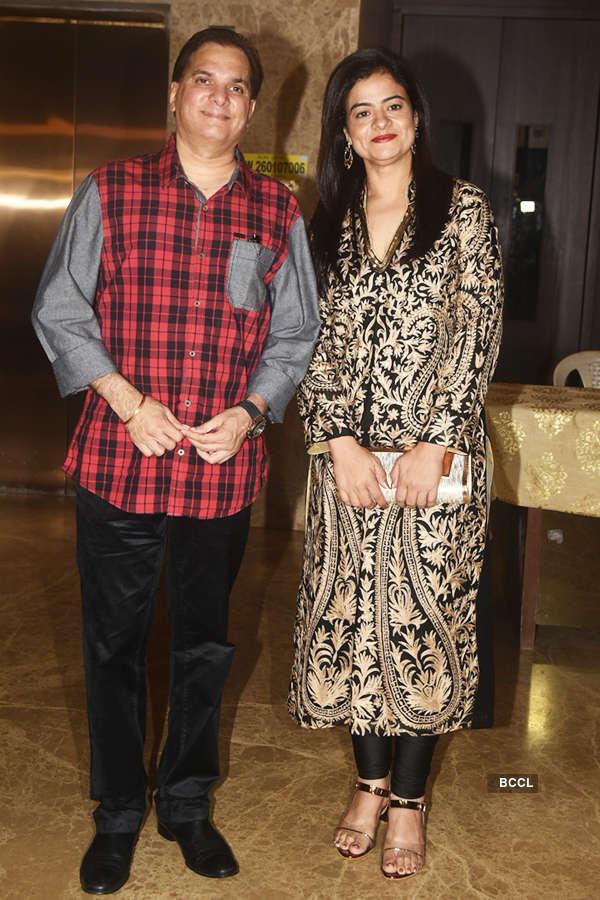 Salman Khan & other B-town biggies at Ramesh Taurani's lavish Diwali party