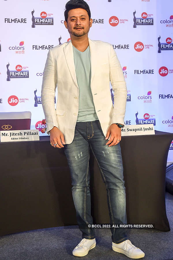 Jio Filmfare Awards Marathi 2017: Press Meet