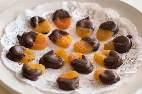 Delectable nuts