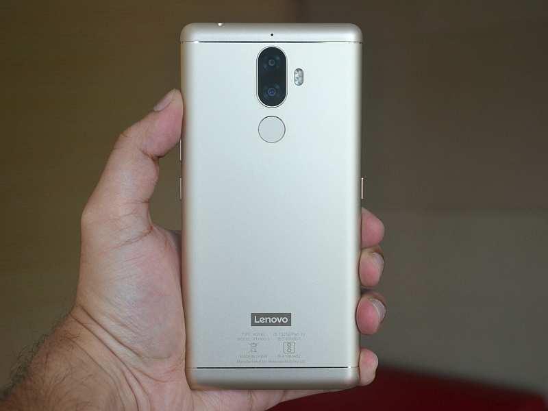 Lenovo K8 Note Camera Update