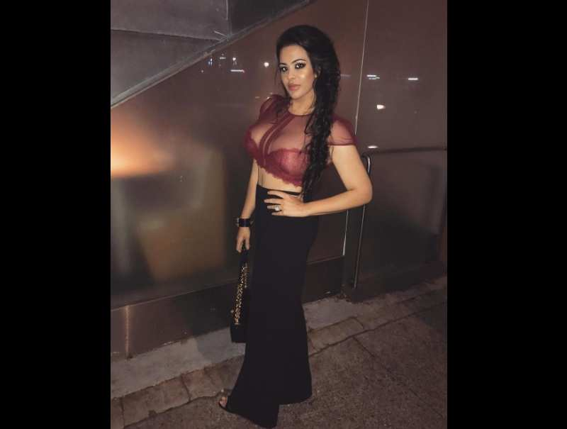 Sanjay dutts daughter trishala dutt flaunts her well toned body in sanjay dutts daughter trishala dutt flaunts her well toned body in a sizzling outfit altavistaventures Image collections