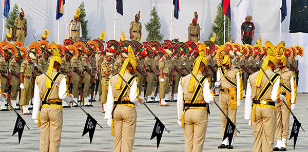 Police Commemoration Day Observed across India
