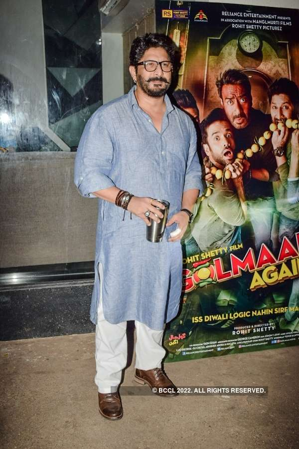 Golmaal Again: Screening