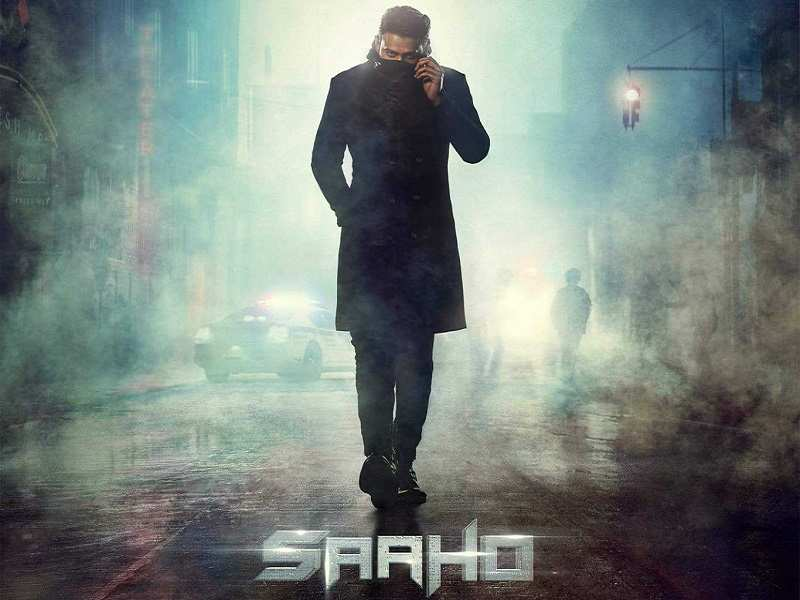 Saaho First Look Poster Baahubali Star Prabhas Is Back With A Mysterious Avatar