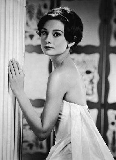 Actress Audrey Hepburns Hot And Sexy Photos