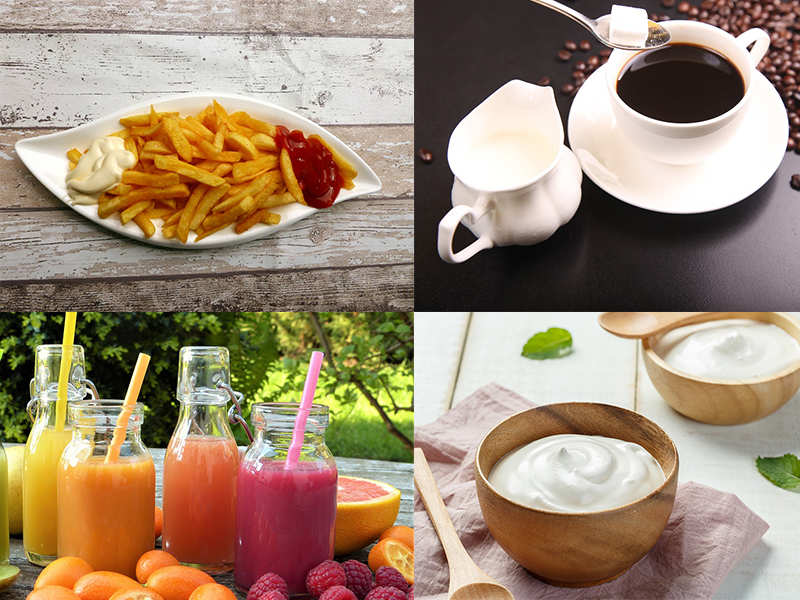 Image result for Which Foods Are Good or Bad for a Cough?